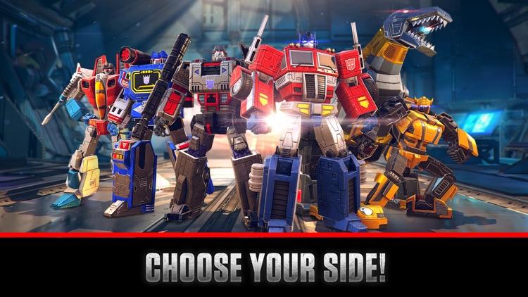 Transformers: Earth Wars screenshot-0