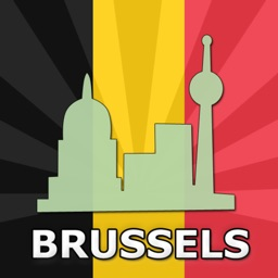 Brussels Travel Guide Offline