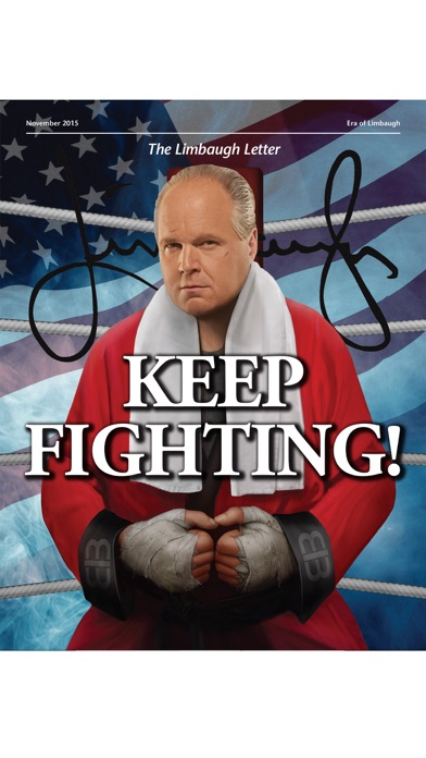 The Limbaugh Letter review screenshots