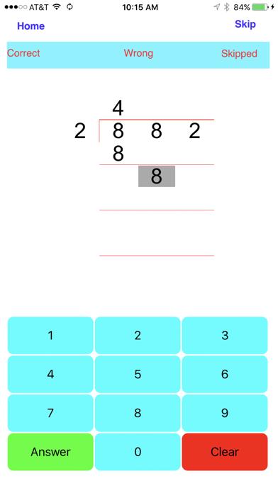 Division - 1, 2, 3, 4 digit Divisionsのおすすめ画像1