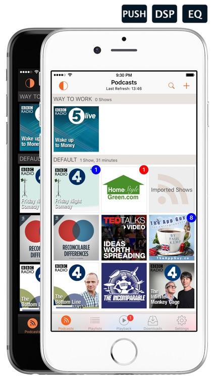 RSSRadio (Premium) screenshot-0