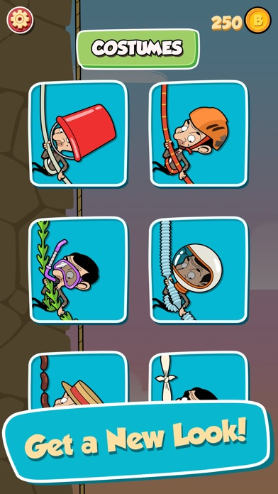 Mr Bean - Risky Ropes Screenshot 4