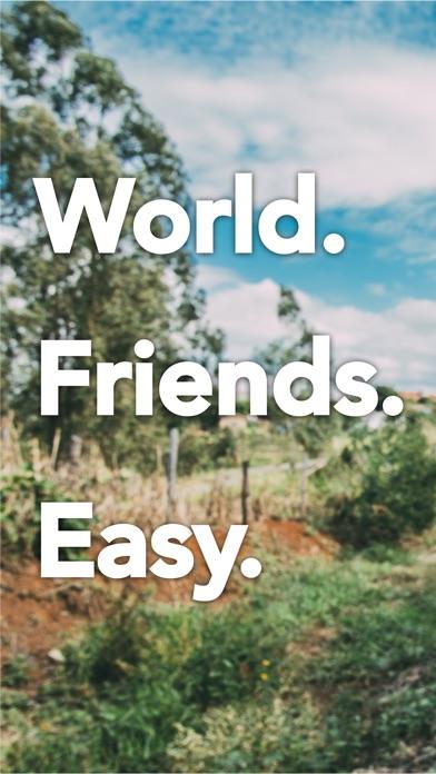 Weworld - Match, Chat, Travel Screenshot on iOS