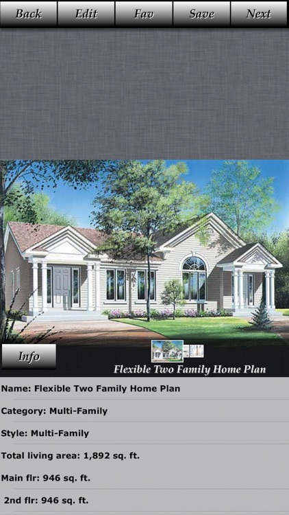 MultiFamily - House Plans screenshot-3