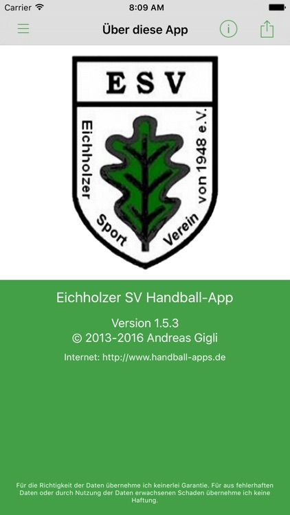 Eichholzer SV Handball screenshot-3