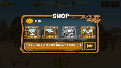 Caveman Hunt screenshot 5