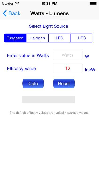 Electrical Power Calc screenshot-4
