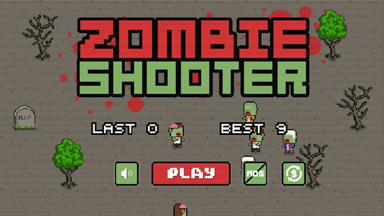 Zombie Shooter: Survival Game