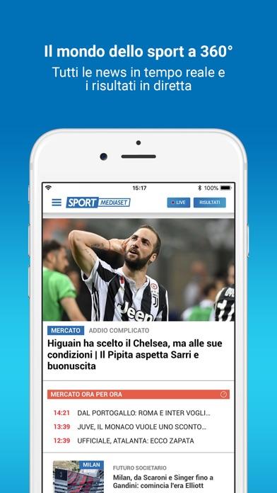 app sportmediaset