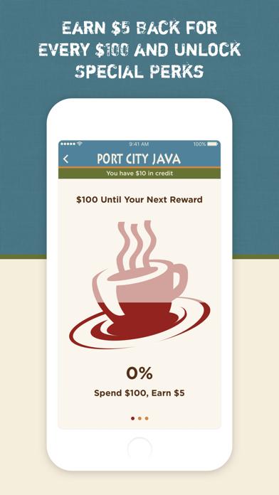 Port City Java screenshot 2