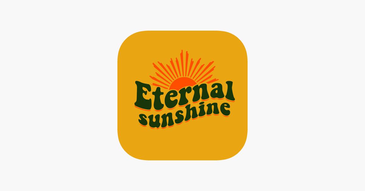 Eternal Sunshine on the App Store