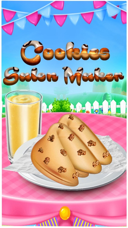 Cookies maker Salon