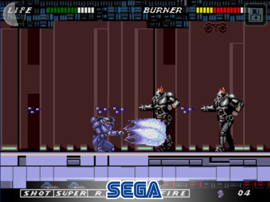 ESWAT City Under Siege Classic screenshot 6