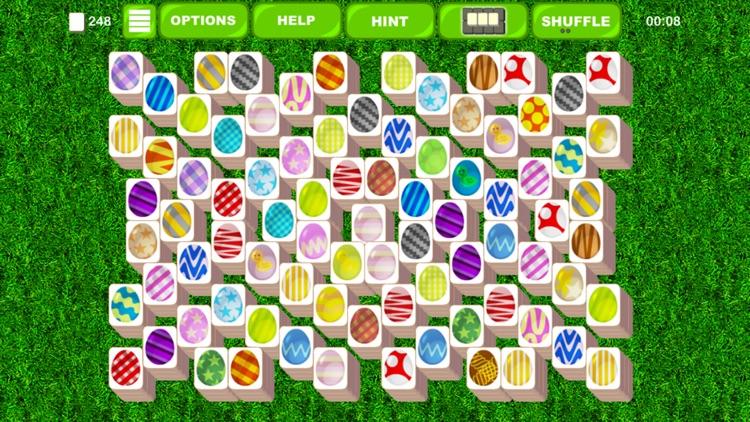 Easter Eggs Mahjong Towers
