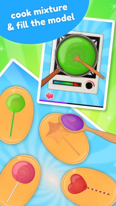 Lollipop Maker - ロリポッ... screenshot1