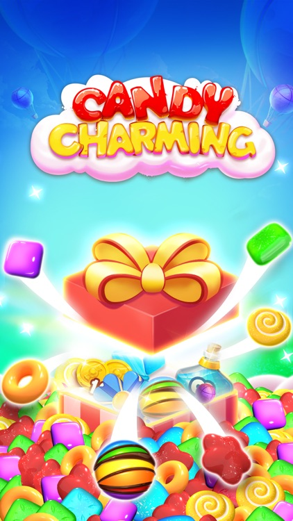 Candy Charming-Match 3 Puzzle screenshot-4