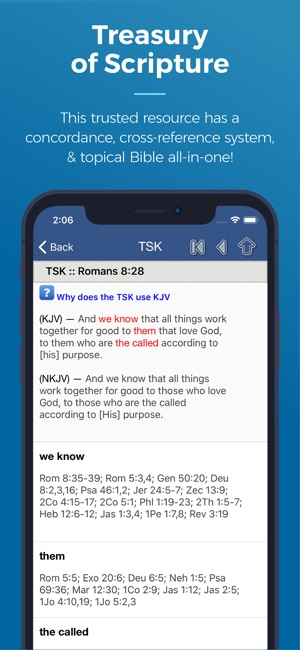 Blue letter bible on the app store malvernweather Gallery
