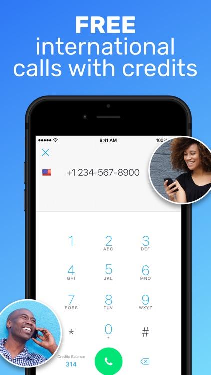 Text Me - Phone Calls + Text screenshot-5