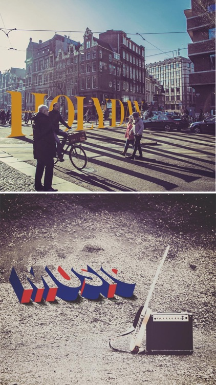 OVLA - Creative Typography Design