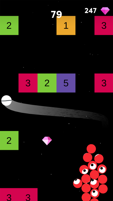 Ballz Rush screenshot 2
