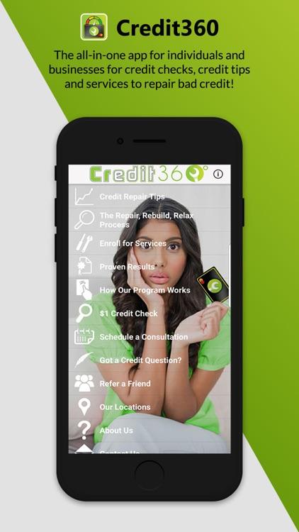 Credit360 Credit Repair screenshot-4