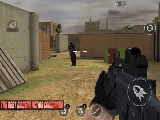 Mafia Clash: Shooting Enemy screenshot 4