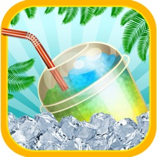 Activities of Ice Slush Maker-Summer Cooking