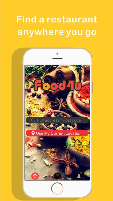 Image of Food4u for iPhone