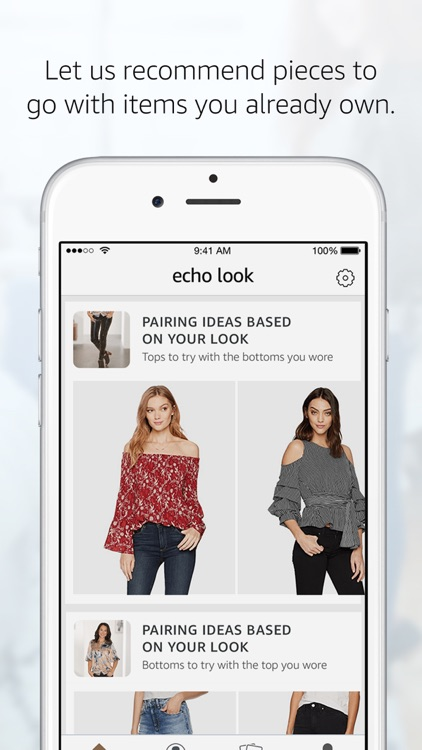 Echo Look screenshot-4
