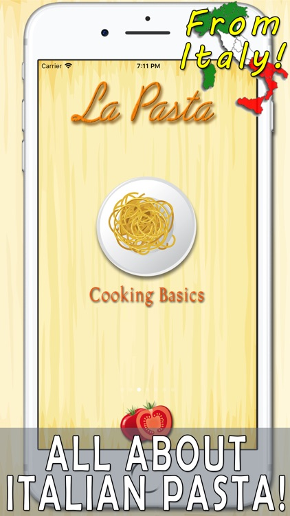 La Pasta – Italian Recipes! screenshot-1