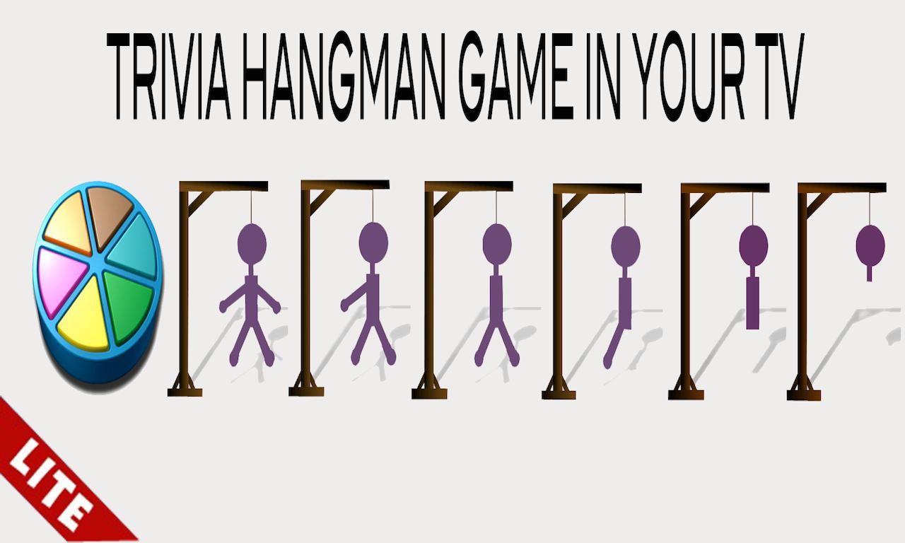Trivia Hangman Lite