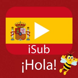 Learn Spanish by Video - iSub