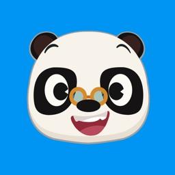 Dr. Panda Stickers