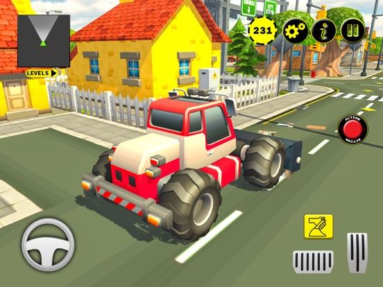 Heavy Construction Machines 3D screenshot 8