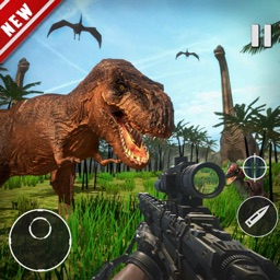 Dino Hunter 18 - Wild Jungle