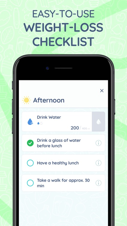 FitPrism: Weight Loss Habits