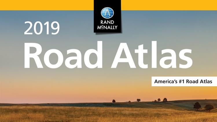 Rand McNally Road Atlas screenshot-4