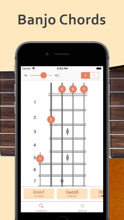 ChordAid: Chord Finder screenshot-3