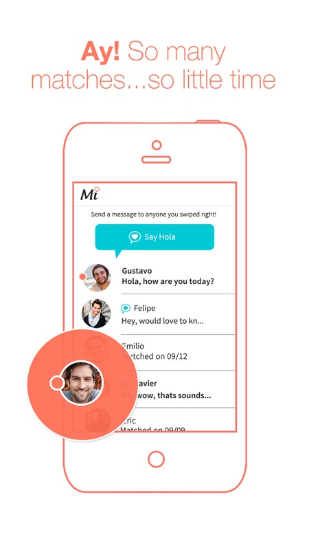 Latino dating app free