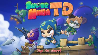 Super Ninja TD screenshot 4