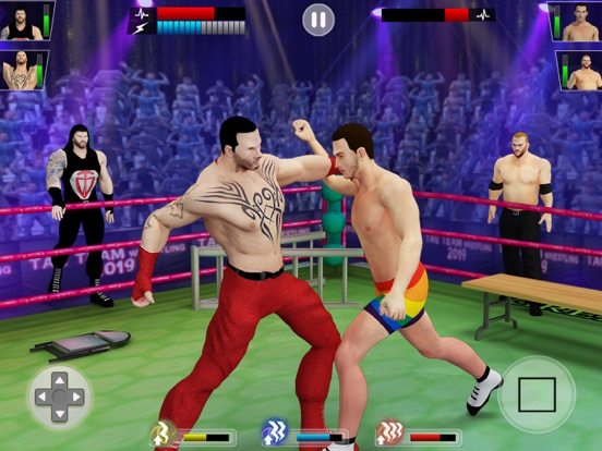 Real Wrestling Revolution 3d screenshot 14