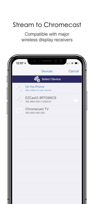 how to use miracast on lg tv with iphone