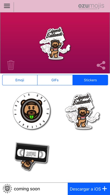 Ozumojis screenshot-4