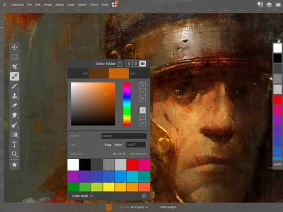 Artstudio Pro: Draw Paint Edit Screenshots