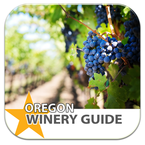 Oregon Winery Guide app