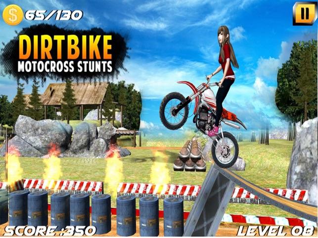 Dirt Bike Race Motocross Stunt 9+