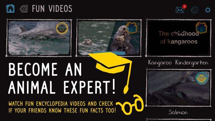 Virry game: Learn wild animals screenshot-3