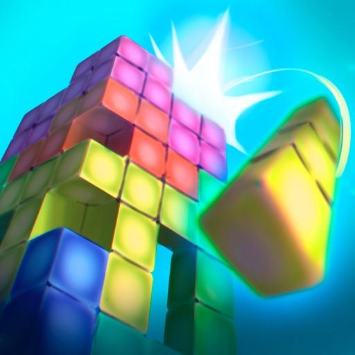 Tower Balance Block Stack