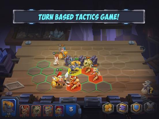Tactical Monsters Rumble Arena Screenshots