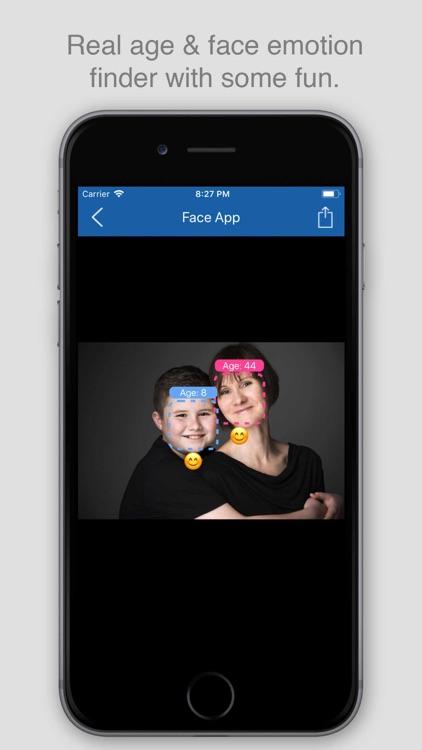 Face App Pro Best Age Finder